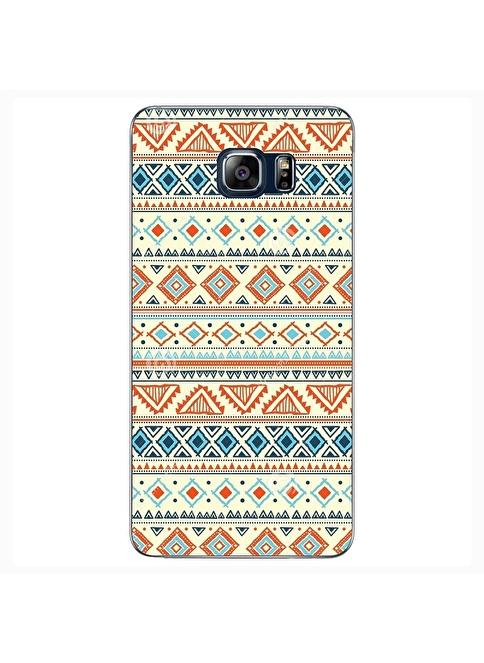 People's Cover Samgung Note 5 Kabartmalı Kapak Renkli